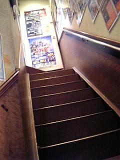 キツイぜ☆この階段は