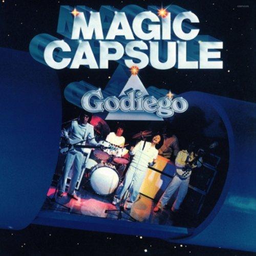 ♪本日の通勤BGM<br />  〜ゴダイゴ Magic Capsule