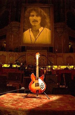 ♪本日の通勤BGM<br />  〜Concert for George