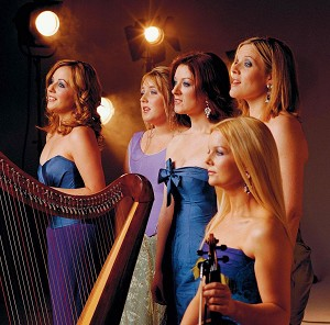 ♪本日の通勤BGM<br />  〜CELTIC WOMAN