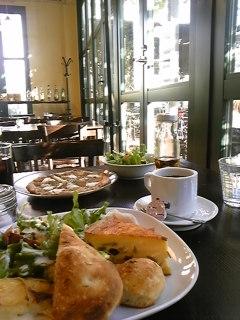 カフェ、ここはとても気に入った☆