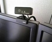 Webカメラ導入